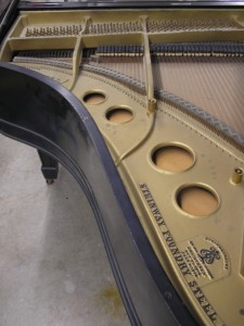 Inside The Steinway Pianos In Louisiana Image - Hall Piano Company