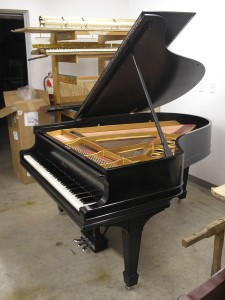 Black Used Pianos For Sale In New Orleans Photo - Hall Piano Company