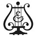 Steinway Logo BW
