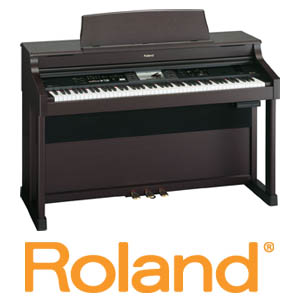 Used Pianos, New Orleans, Roland Piano Picture - Hall Piano Company