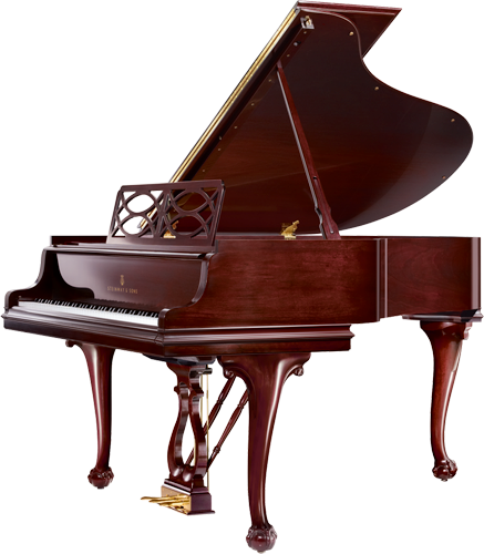 Steinway Chippendale