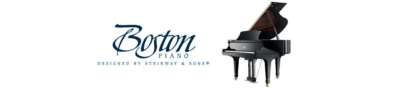 Boston Pianos: Designed by Steinway & Sons