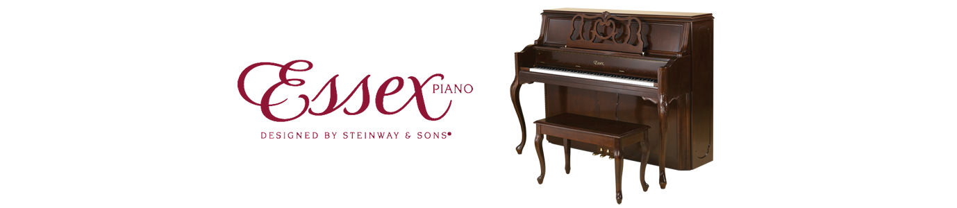 Essex Pianos: Designed by Steinway & Sons