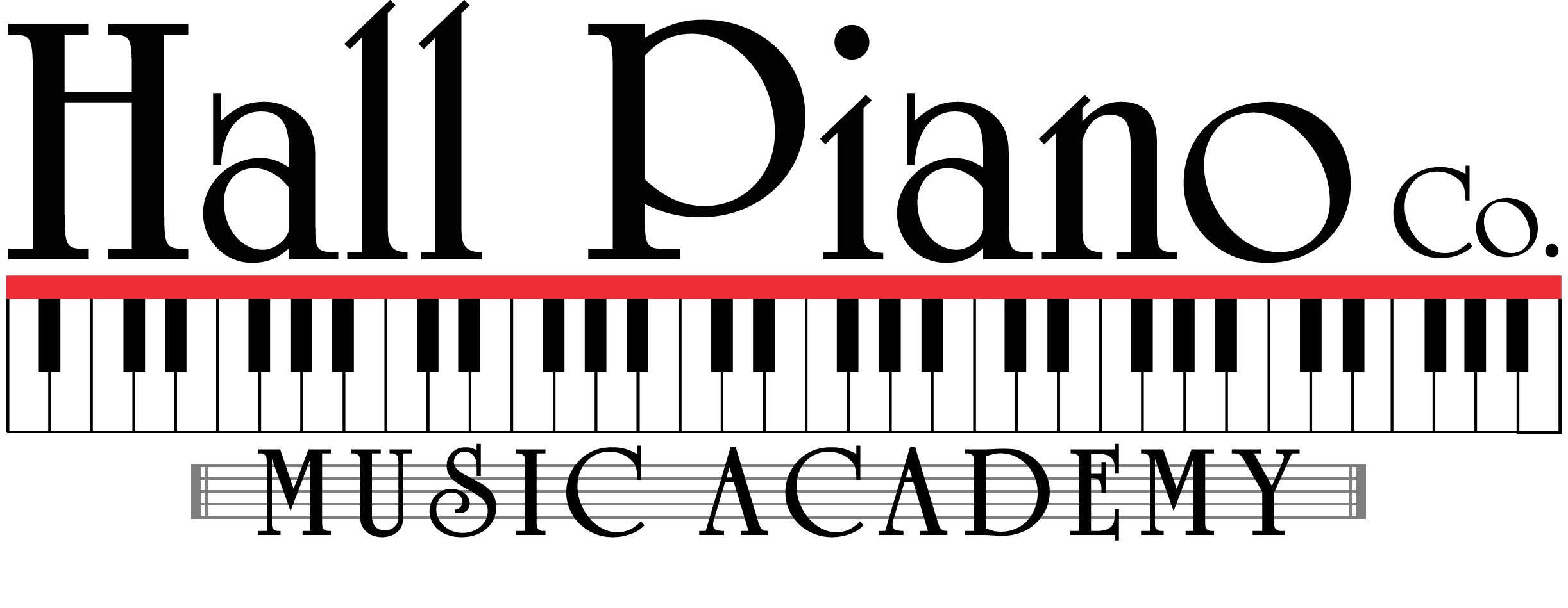 Hall Piano Music Academy