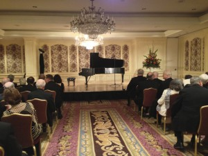 Steinway Pianos, New Orleans, Concert Performance Photo - Hall Piano Company