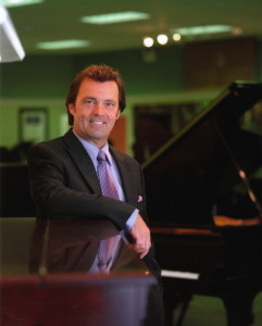Picture Of A Piano Dealer From Baton Rouge - Hall Piano Company