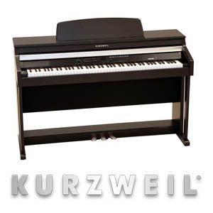 Used Pianos, New Orleans, Kurzweil Piano Photo - Hall Piano Company